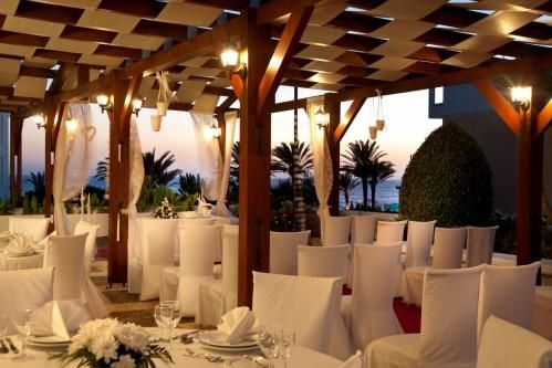 Louis Ledra Beach - Weddings Aspelia Terrace