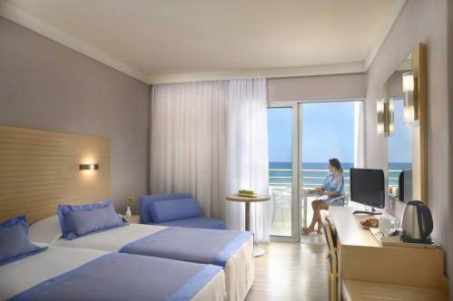 Louis Ledra Beach Hotel – Двуспальный Номер С Видом На Море
