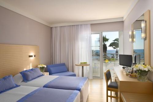 Louis Ledra Beach – Двуспальный Номер С Боковым Видом На Море