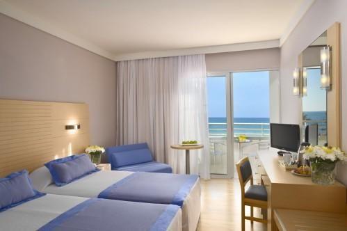 Louis Ledra Beach Hotel – Double/Twin Sea View Room