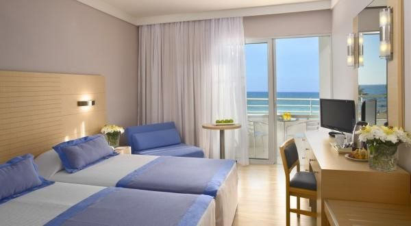 Louis Ledra Beach Hotel – Διπλο Δωματιο Με Θεα Στη Θαλασσα