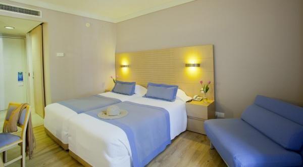 Louis Ledra Beach Hotel – Δικλινο Δωματιο Με Πλαινη Θεα