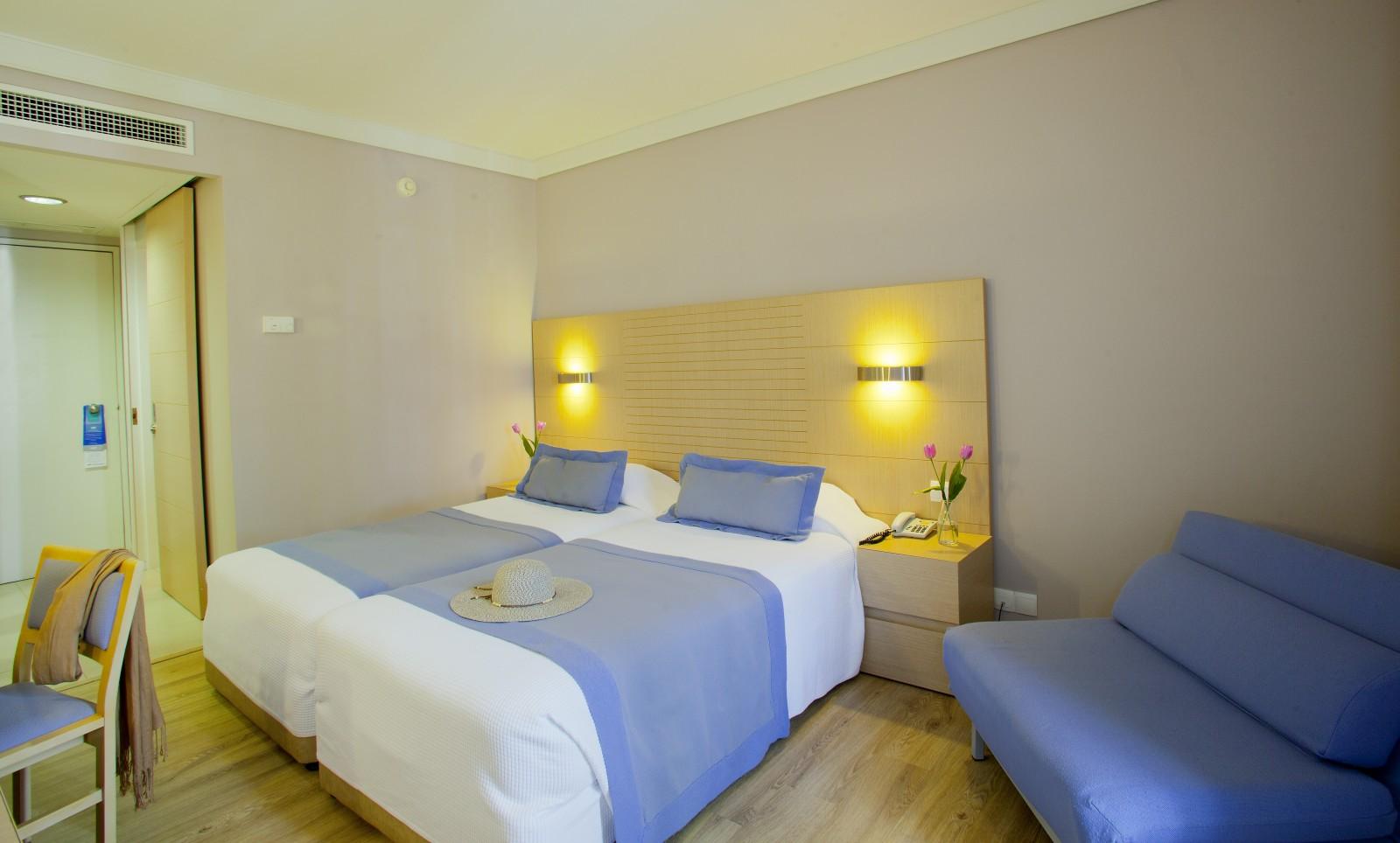 Louis Ledra Beach Pafos plus Sea View Hotel Paphos Cyprus Rooms